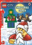 LEGO City Christmas Activity Book (with Minifigure)