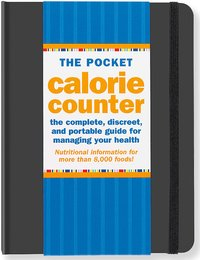 Pocket Calorie Counter, 2016 Edition by Suzanne Beilenson
