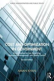 Cost and Optimization in Government by Aman Khan