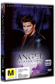 Angel - Complete Season 2 (6 Disc Set) on DVD