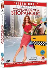 Confessions of a Shopaholic on DVD