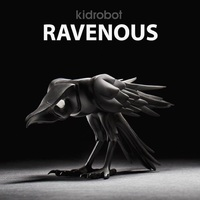 Kidrobot: Colus Ravenous - Medium Figure