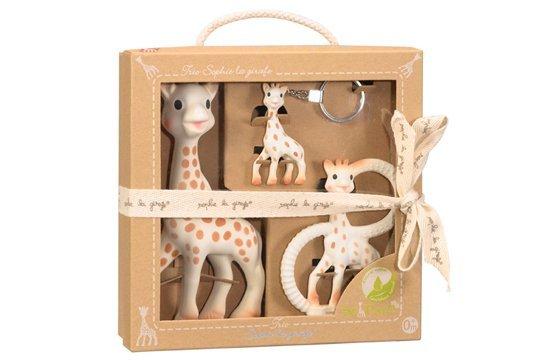 Vulli: So'Pure Sophie the Giraffe Trio Pack