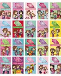 Ella and Olivia: The Rainbow Collection by Yvette Poshoglian