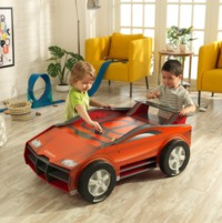 KidKraft: Speedway Play-N-Store - Activity Table