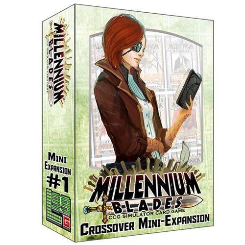 Millennium Blades - Crossover Expansion
