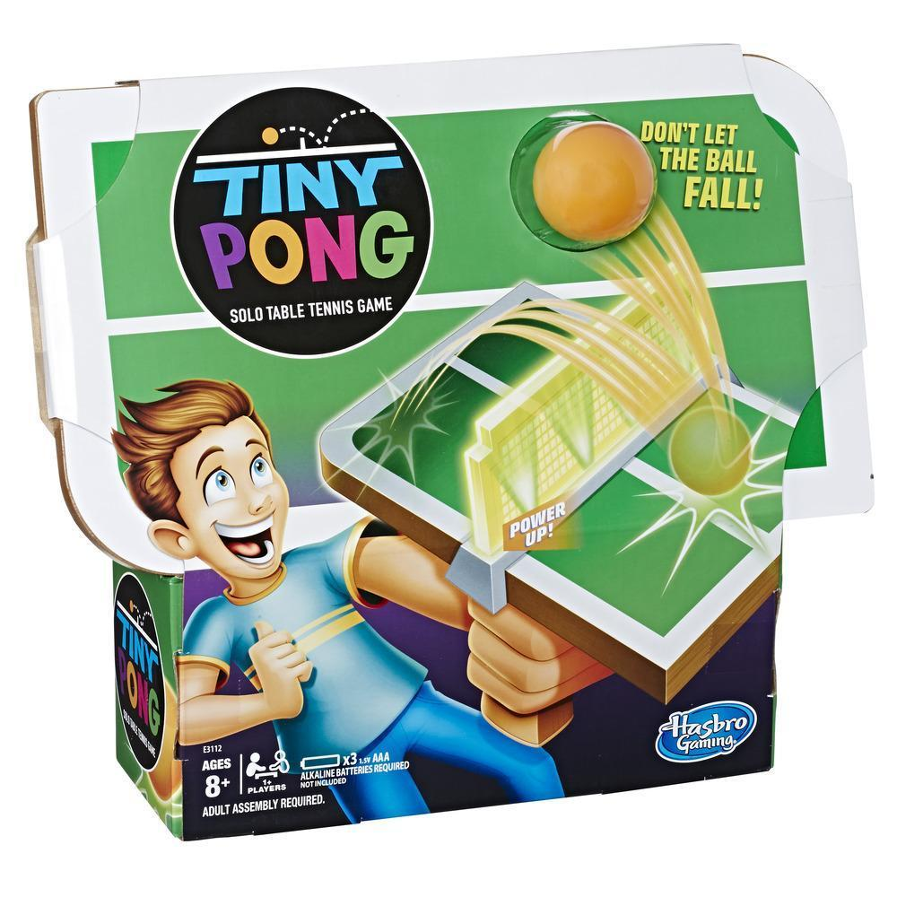 Solo Table Tennis - Electronic Handheld Game image