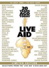 Live Aid - 20 Years Ago Today - The Story of Live Aid on DVD