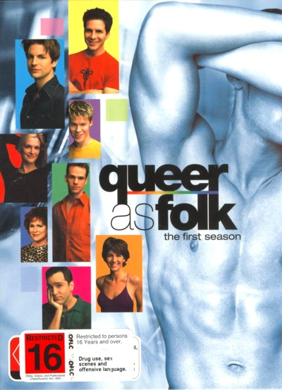 Queer As Folk : The Complete First Season (6 Disc) on DVD image