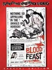 Blood Feast on DVD