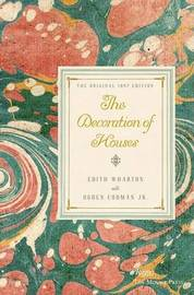 Decoration of Houses by Edith Wharton