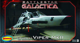 Battlestar Galactica Viper Mark II Model Kit 1:32 Scale - by Moebius