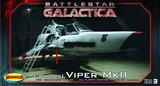 Battlestar Galactica Viper Mark II Model Kit 1:32 Scale - by Moebius