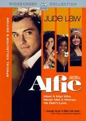 Alfie - Special Collector's Edition on DVD