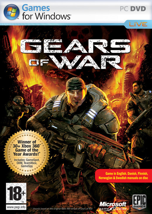 Gears of War for PC Games