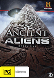 Ancient Aliens - Season Five on DVD