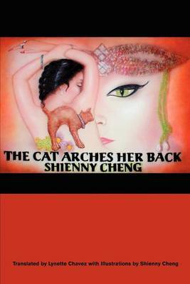 The Cat Arches Her Back by Shienny Cheng image