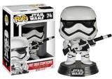Star Wars: First Order Stormtrooper (With Rifle) Pop! Vinyl Figure