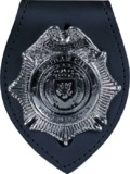 Gotham - Gotham City Police Badge Prop Replica
