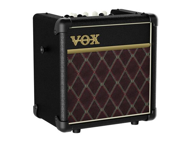 Vox Mini 5 Rhythm 5W Amp Combo with 1 x 6.5' Speaker (Classic)