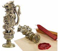 Harry Potter Wax Stamp - Gryffindor