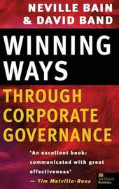 Winning Ways through Corporate Governance by Neville Bain image