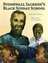 Stonewall Jackson's Black Sunday School by Rickey Pittman image