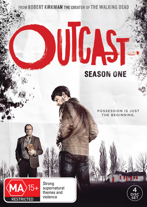 Outcast - Season One on DVD
