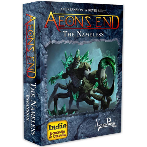 Aeons End: The Nameless - Expansion Pack image