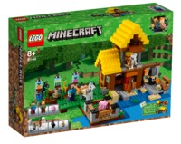 LEGO Minecraft - The Farm Cottage (21144)