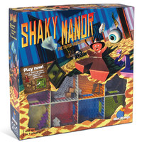 Shaky Manor - The Tilted Treasure Game
