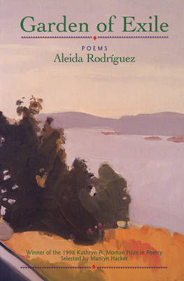 Garden of Exile by Aleida Rodriguez image