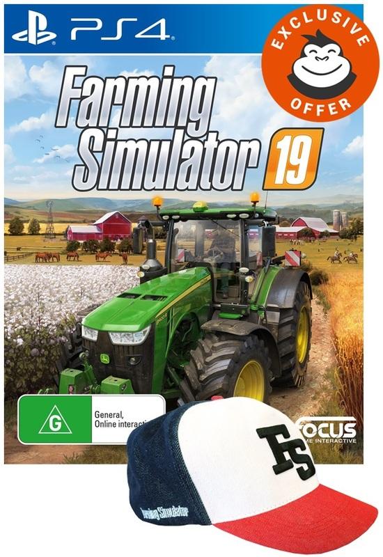 Farming Simulator 19 for PS4