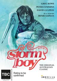 Storm Boy on DVD