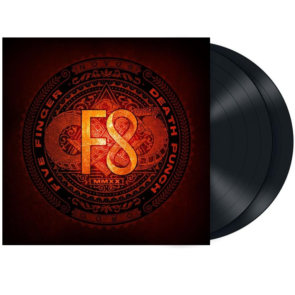 F8 by Five Finger Death Punch image