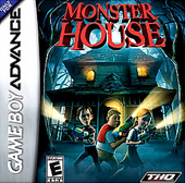 Monster House for Game Boy Advance