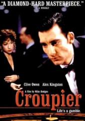 Croupier on DVD