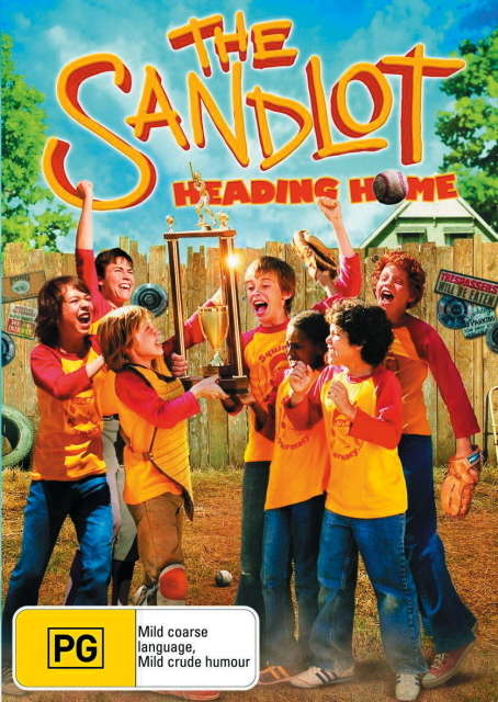 The Sandlot 3 - Heading Home on DVD