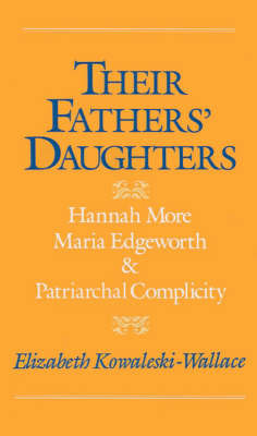 Their Fathers' Daughters by Elizabeth Kowaleski-Wallace