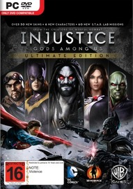 Injustice: Gods Among Us Ultimate Edition for PC