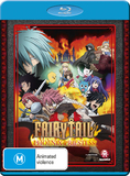 Fairy Tail The Movie: Phoenix Priestess on Blu-ray