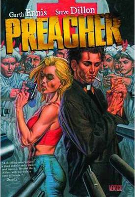 Preacher Book Two by Garth Ennis image