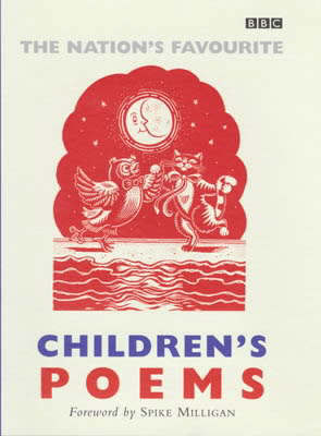 Nation's Favourite Children's Poems by Spike Milligan image