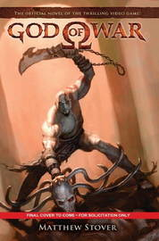 God of War: Game Novel 1 by Matthew Stover image