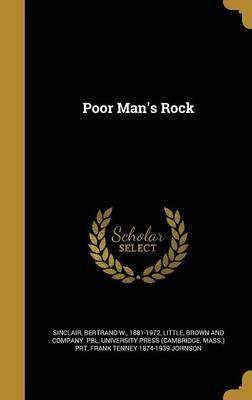 Poor Man's Rock image