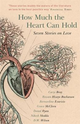 How Much the Heart Can Hold: the perfect alternative Valentine's gift by Carys Bray