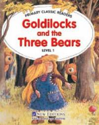 Goldilocks and the Three Bears: For Primary 1 by Jane Swan image