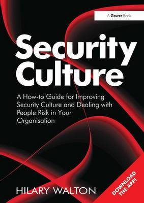 Security Culture by Hilary Walton