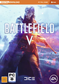 Battlefield V (code in box) for PC Games image