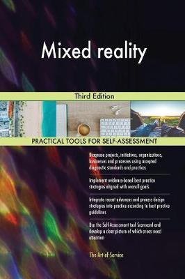 Mixed Reality Third Edition by Gerardus Blokdyk image